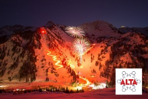 Alta New Years with Logo